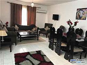 Apartment 2 bedrooms 1 bath 90 sqm lux For Rent Rehab City Cairo - 8