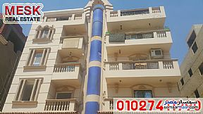 Ad Photo: Apartment 3 bedrooms 2 baths 165 sqm semi finished in Districts  6th of October