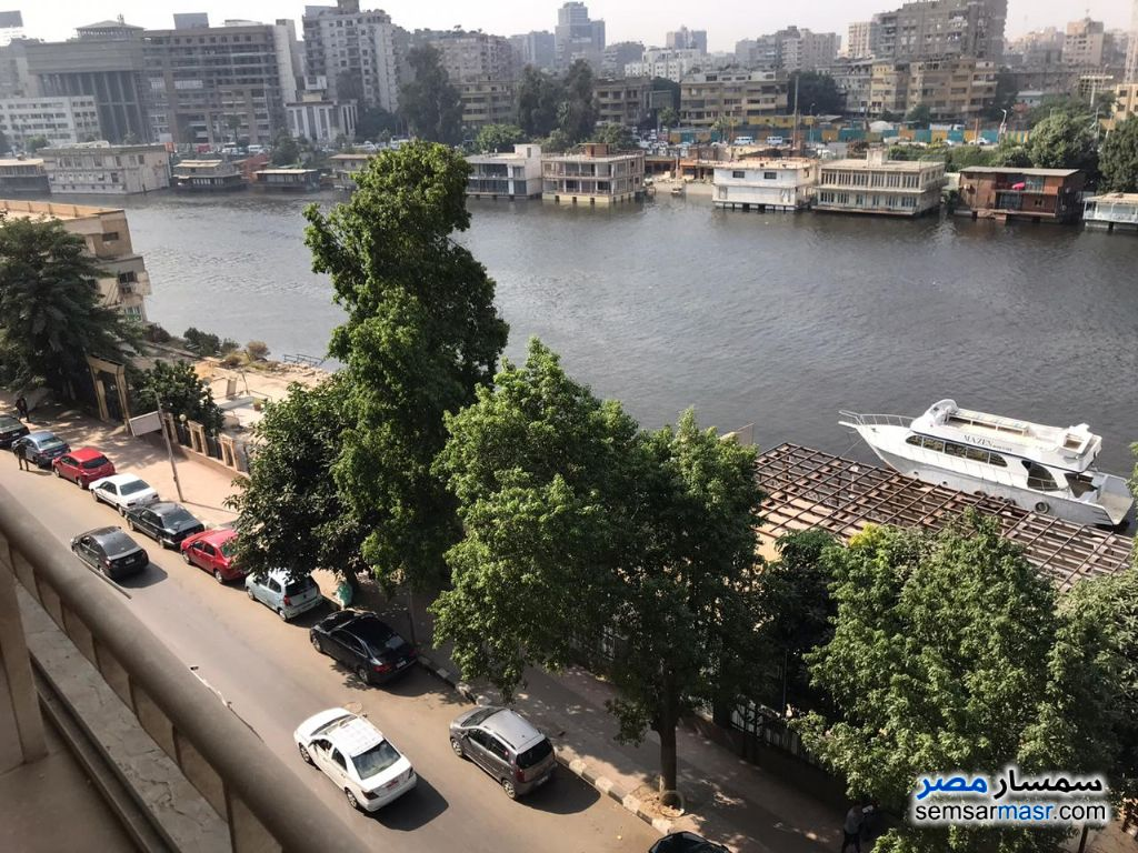 Photo 1 - Apartment 2 bedrooms 2 baths 180 sqm lux For Rent Zamalek Cairo