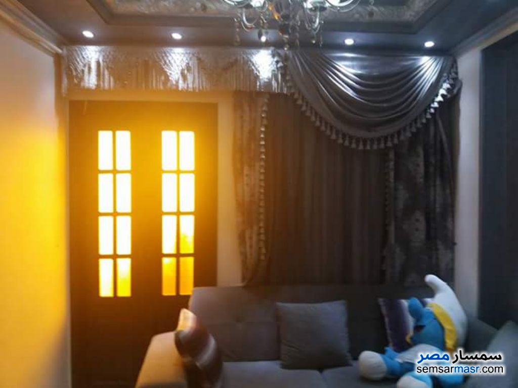 Photo 2 - Apartment 3 bedrooms 1 bath 100 sqm extra super lux For Sale Marg Cairo