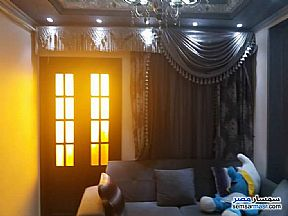 Apartment 3 bedrooms 1 bath 100 sqm extra super lux For Sale Marg Cairo - 2