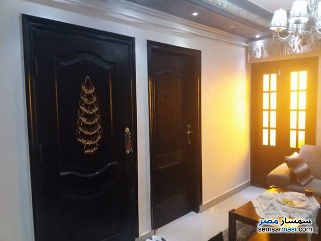 Photo 4 - Apartment 3 bedrooms 1 bath 100 sqm extra super lux For Sale Marg Cairo