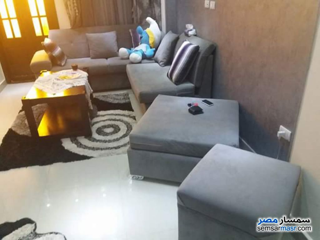 Photo 5 - Apartment 3 bedrooms 1 bath 100 sqm extra super lux For Sale Marg Cairo