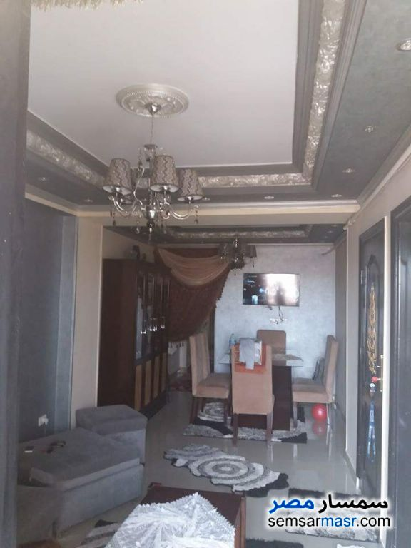 Photo 10 - Apartment 3 bedrooms 1 bath 100 sqm extra super lux For Sale Marg Cairo