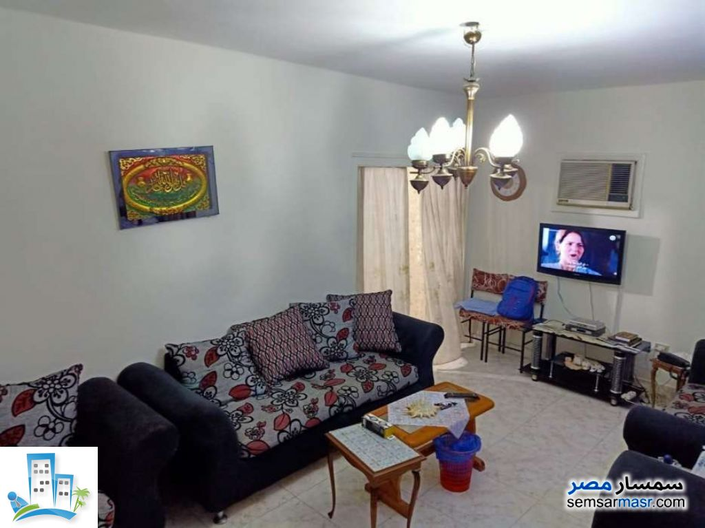 Ad Photo: Apartment 2 bedrooms 1 bath 140 sqm lux in al mamourah Alexandira
