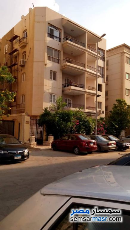 Photo 1 - Apartment 2 bedrooms 1 bath 136 sqm super lux For Sale Fifth Settlement Cairo