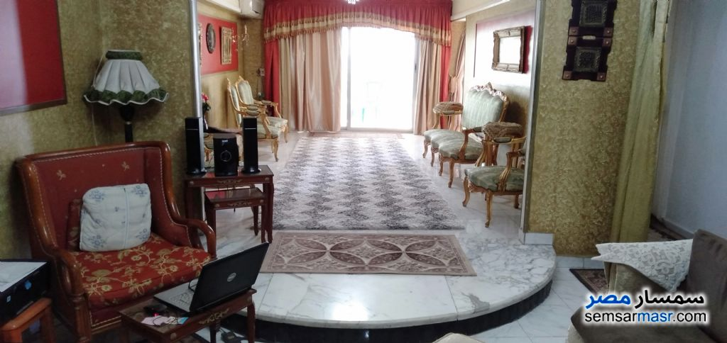 Photo 3 - Apartment 4 bedrooms 2 baths 180 sqm super lux For Sale Maadi Cairo