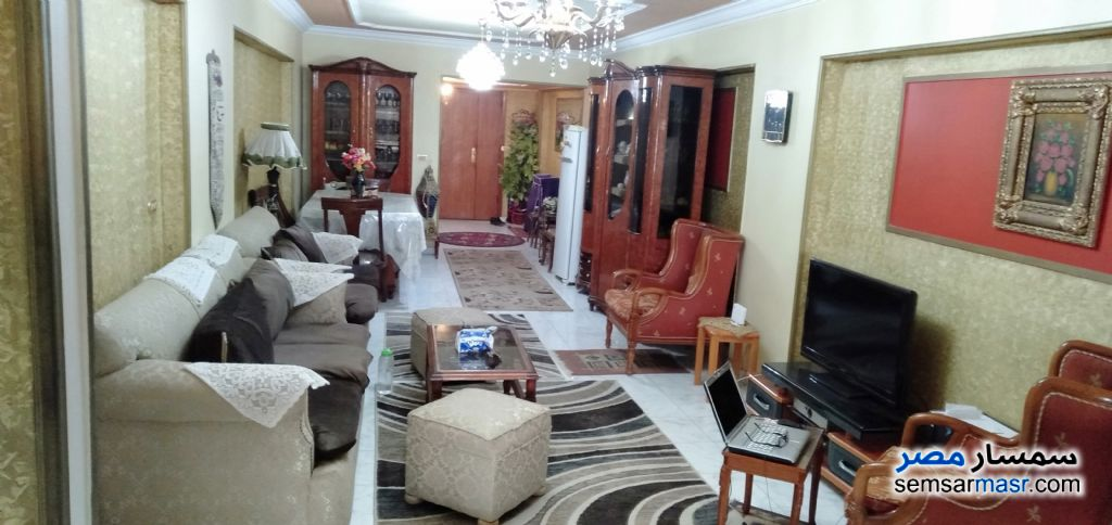 Photo 4 - Apartment 4 bedrooms 2 baths 180 sqm super lux For Sale Maadi Cairo