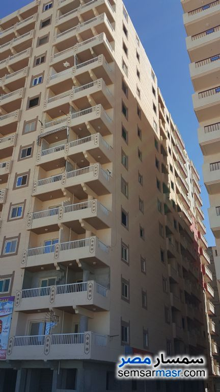 Photo 2 - Apartment 2 bedrooms 1 bath 80 sqm without finish For Sale Agami Alexandira