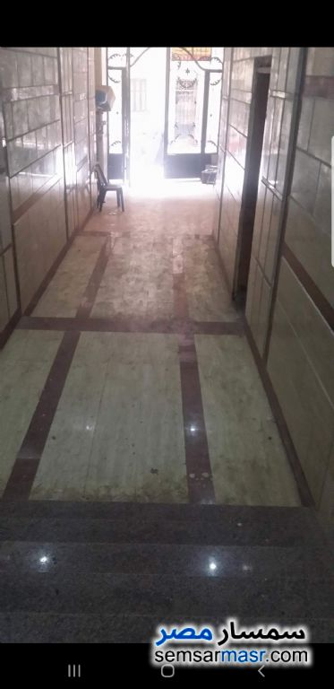 Photo 1 - Apartment 2 bedrooms 1 bath 105 sqm without finish For Sale Helmeya Cairo