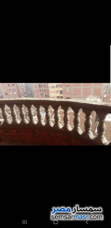 Photo 5 - Apartment 2 bedrooms 1 bath 105 sqm without finish For Sale Helmeya Cairo