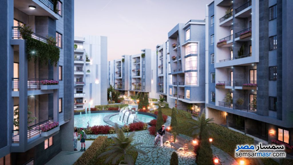 Photo 2 - Apartment 3 bedrooms 3 baths 160 sqm extra super lux For Sale North Extensions 6th of October