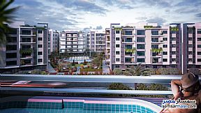 Apartment 3 bedrooms 3 baths 206 sqm extra super lux For Sale North Extensions 6th of October - 4