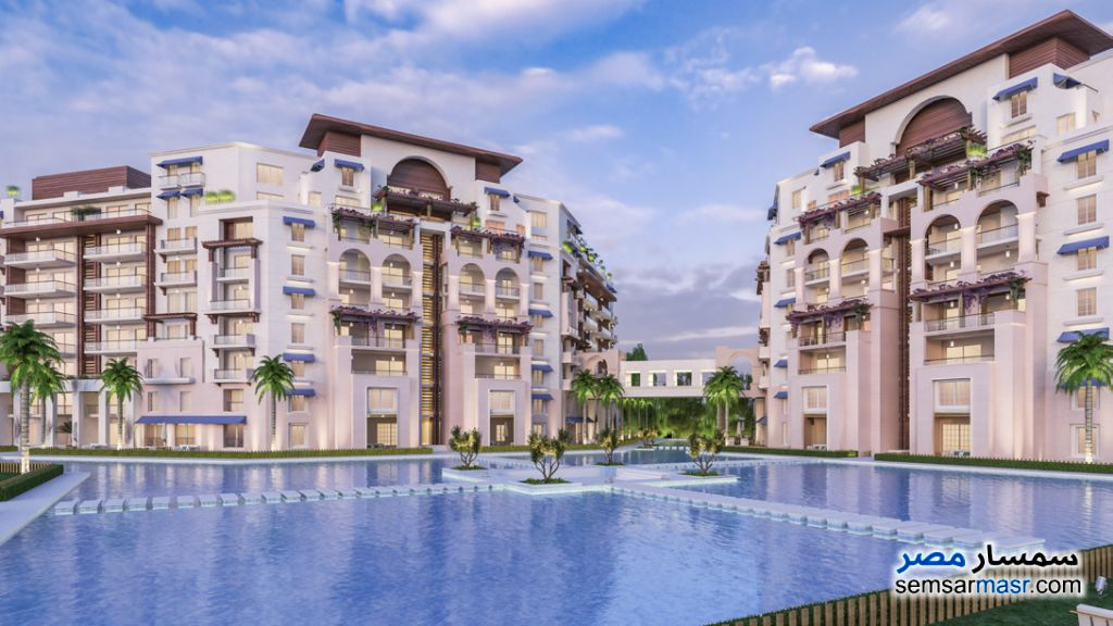 Photo 4 - Apartment 3 bedrooms 3 baths 168 sqm extra super lux For Sale New Capital Cairo