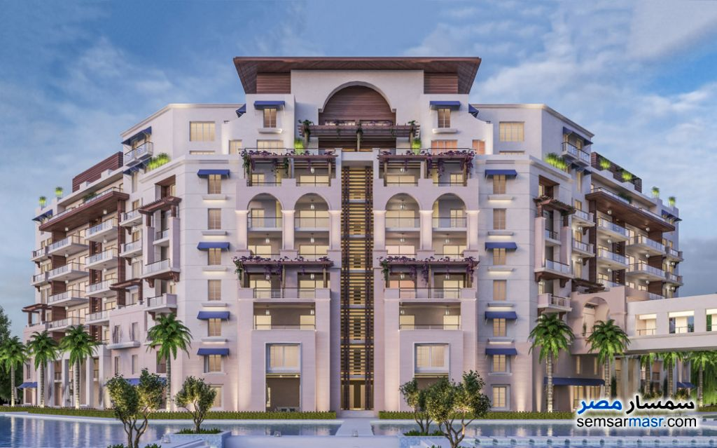 Photo 2 - Apartment 3 bedrooms 3 baths 168 sqm extra super lux For Sale New Capital Cairo