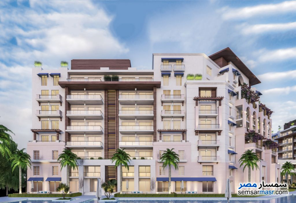 Photo 3 - Apartment 3 bedrooms 3 baths 168 sqm extra super lux For Sale New Capital Cairo