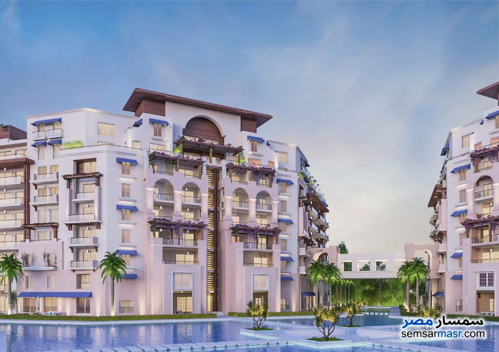 Photo 6 - Apartment 3 bedrooms 3 baths 168 sqm extra super lux For Sale New Capital Cairo