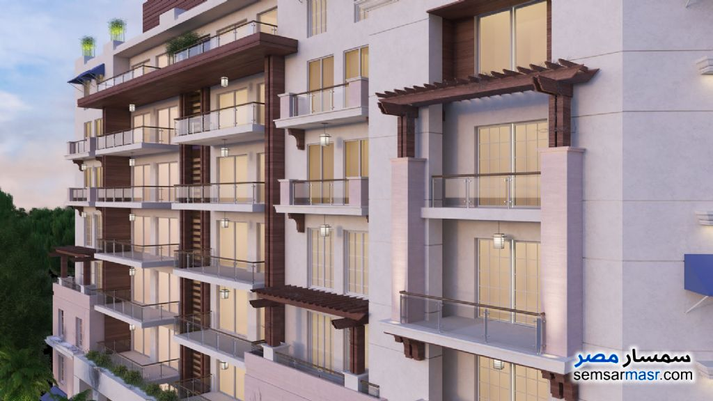 Photo 7 - Apartment 3 bedrooms 3 baths 168 sqm extra super lux For Sale New Capital Cairo