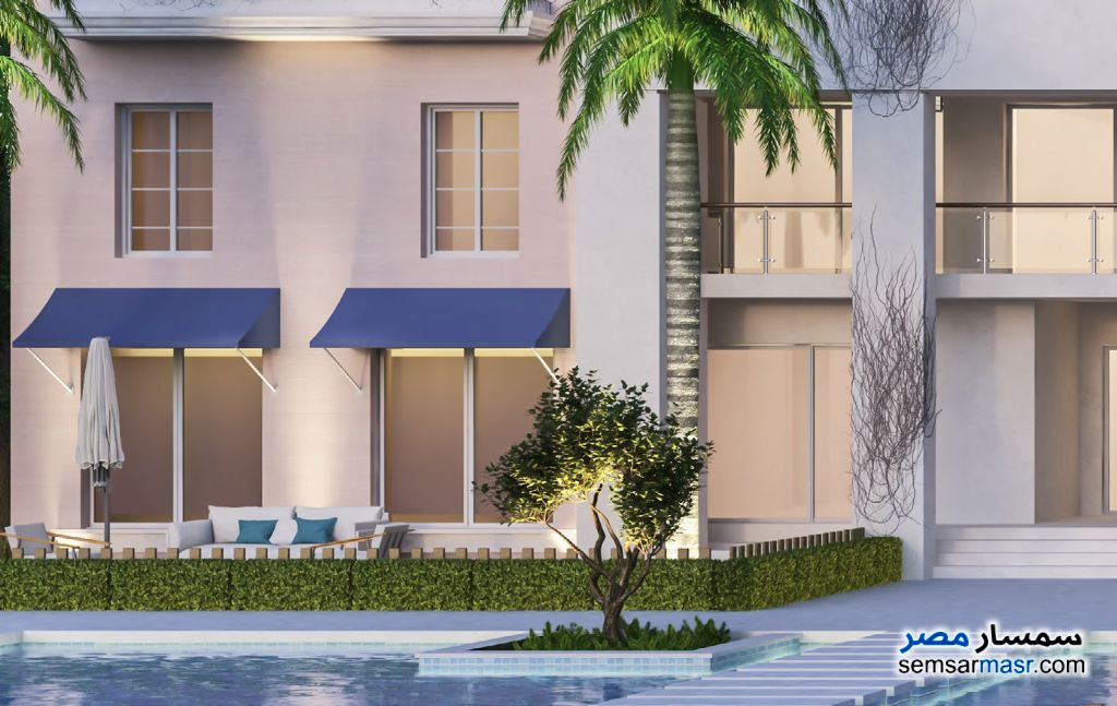 Photo 8 - Apartment 3 bedrooms 3 baths 168 sqm extra super lux For Sale New Capital Cairo