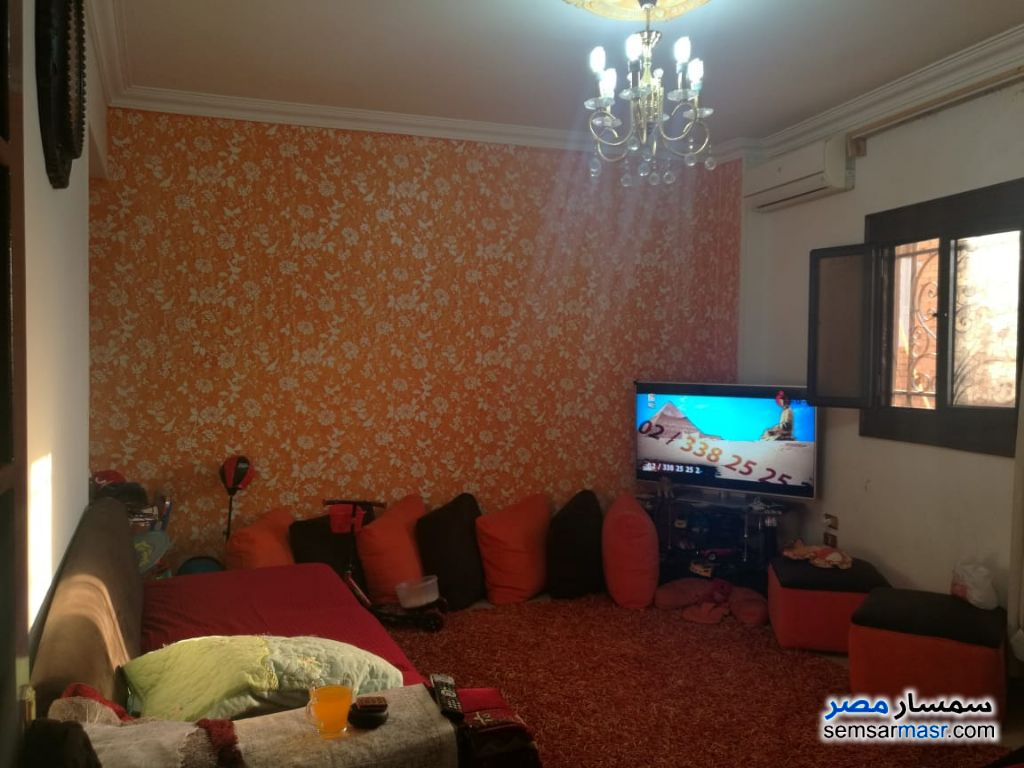 Ad Photo: Apartment 2 bedrooms 1 bath 120 sqm super lux in Giza