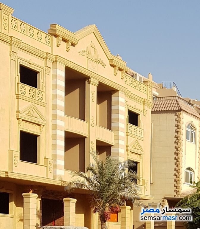 Photo 2 - Apartment 3 bedrooms 3 baths 200 sqm semi finished For Sale Fifth Settlement Cairo