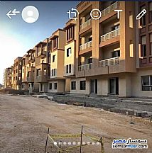 Ad Photo: Apartment 3 bedrooms 3 baths 191 sqm semi finished in North Extensions  6th of October