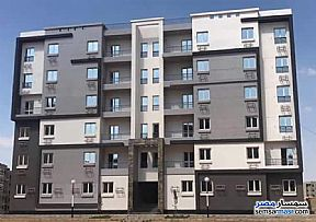 Ad Photo: Apartment 3 bedrooms 1 bath 115 sqm super lux in El Motamayez District  6th of October
