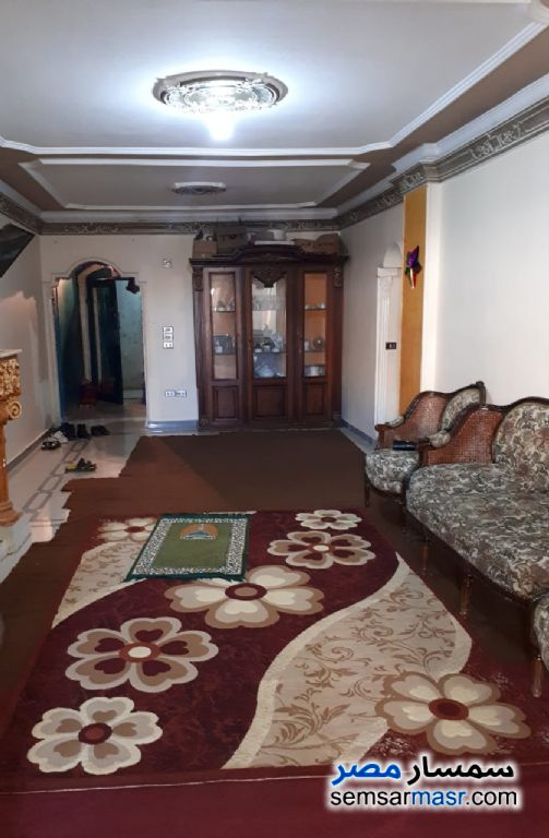 Photo 2 - Apartment 3 bedrooms 1 bath 135 sqm super lux For Sale Maadi Cairo