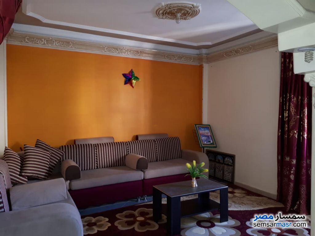 Photo 6 - Apartment 3 bedrooms 1 bath 135 sqm super lux For Sale Maadi Cairo