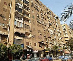 Ad Photo: Apartment 2 bedrooms 1 bath 105 sqm lux in Mohandessin  Giza