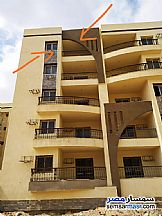 Ad Photo: Apartment 2 bedrooms 2 baths 127 sqm semi finished in New Heliopolis  Cairo