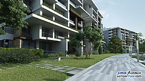 Ad Photo: Apartment 2 bedrooms 1 bath 98 sqm extra super lux in New Capital  Cairo