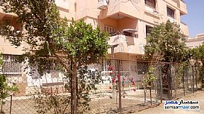 Apartment 3 bedrooms 2 baths 120 sqm extra super lux For Sale El Motamayez District 6th of October - 18