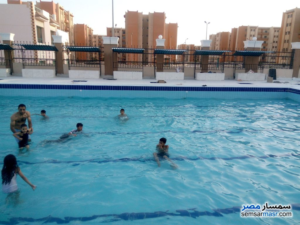 Photo 1 - Apartment 3 bedrooms 1 bath 90 sqm super lux For Sale New Asyut Asyut