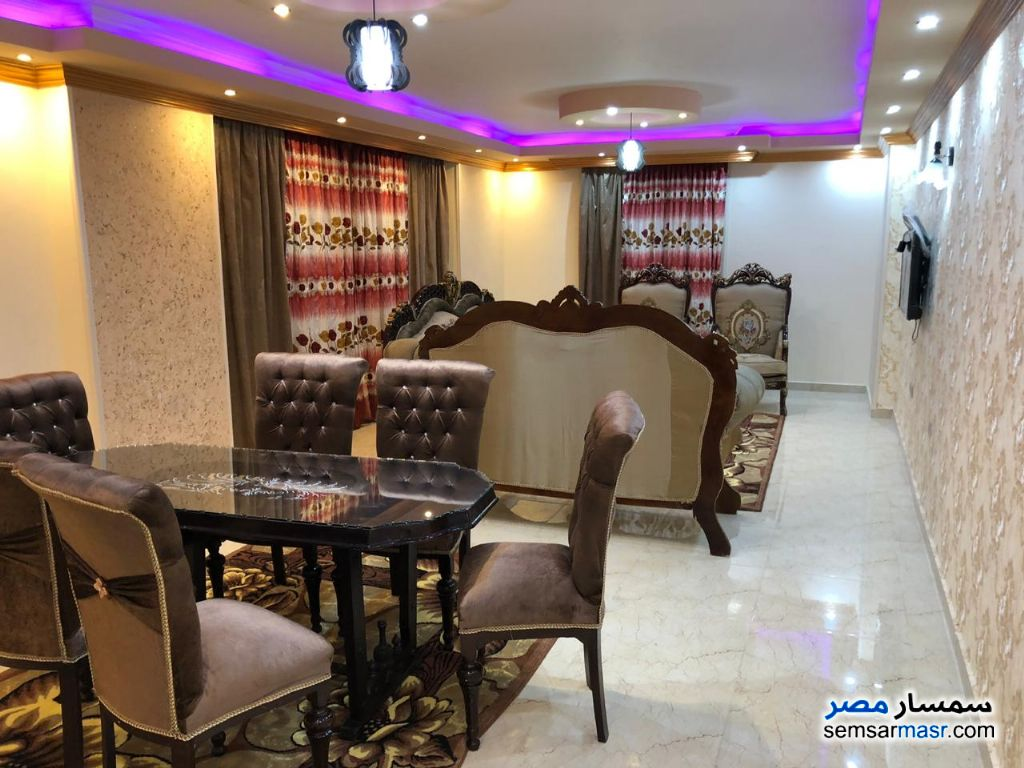 Photo 1 - Apartment 3 bedrooms 3 baths 200 sqm extra super lux For Rent Nasr City Cairo