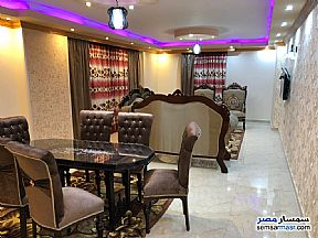 Apartment 3 bedrooms 3 baths 200 sqm extra super lux For Rent Nasr City Cairo - 1