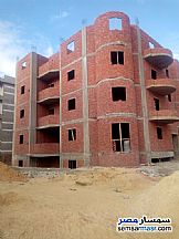 Ad Photo: Apartment 3 bedrooms 3 baths 210 sqm semi finished in North Extensions  6th of October