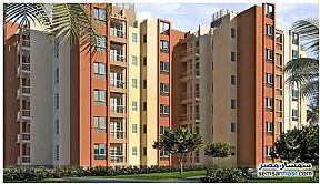 Ad Photo: Apartment 1 bedroom 1 bath 42 sqm super lux in Madinaty  Cairo