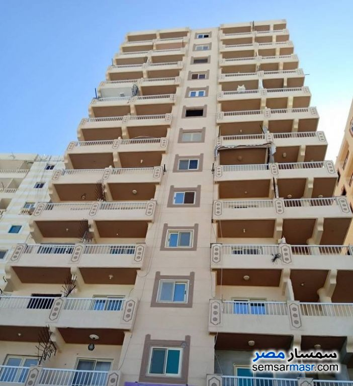 Photo 2 - Apartment 1 bedroom 1 bath 60 sqm without finish For Sale Agami Alexandira