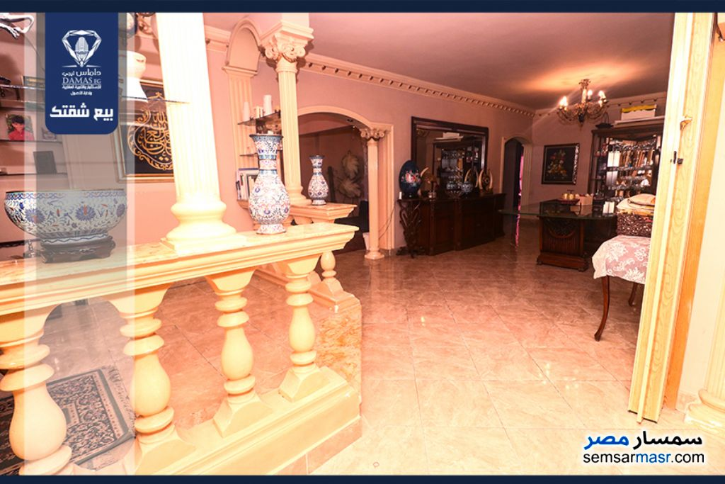 Photo 9 - Apartment 6 bedrooms 3 baths 242 sqm extra super lux For Sale Montazah Alexandira
