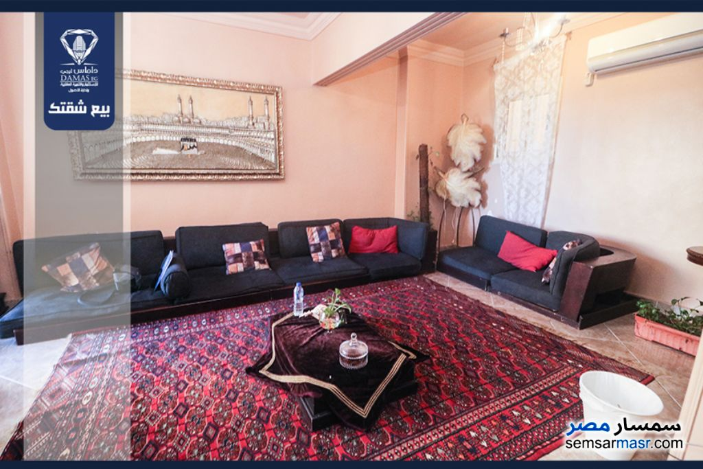 Photo 3 - Apartment 6 bedrooms 3 baths 242 sqm extra super lux For Sale Montazah Alexandira