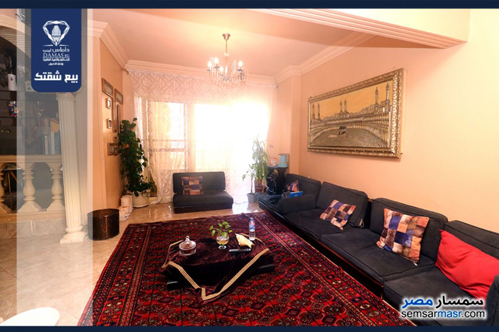 Photo 4 - Apartment 6 bedrooms 3 baths 242 sqm extra super lux For Sale Montazah Alexandira