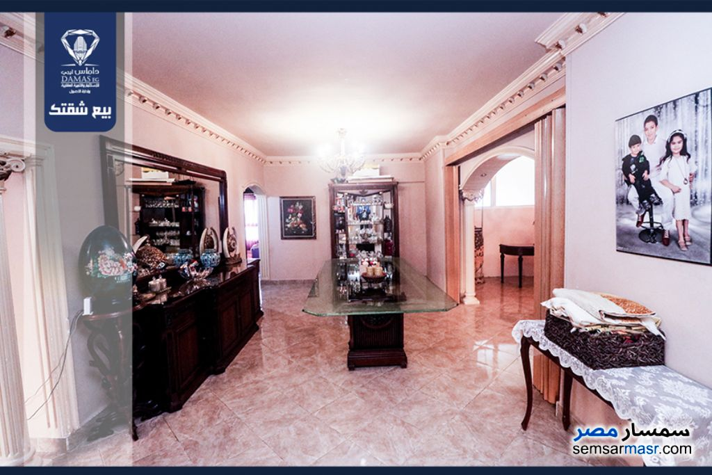Photo 5 - Apartment 6 bedrooms 3 baths 242 sqm extra super lux For Sale Montazah Alexandira