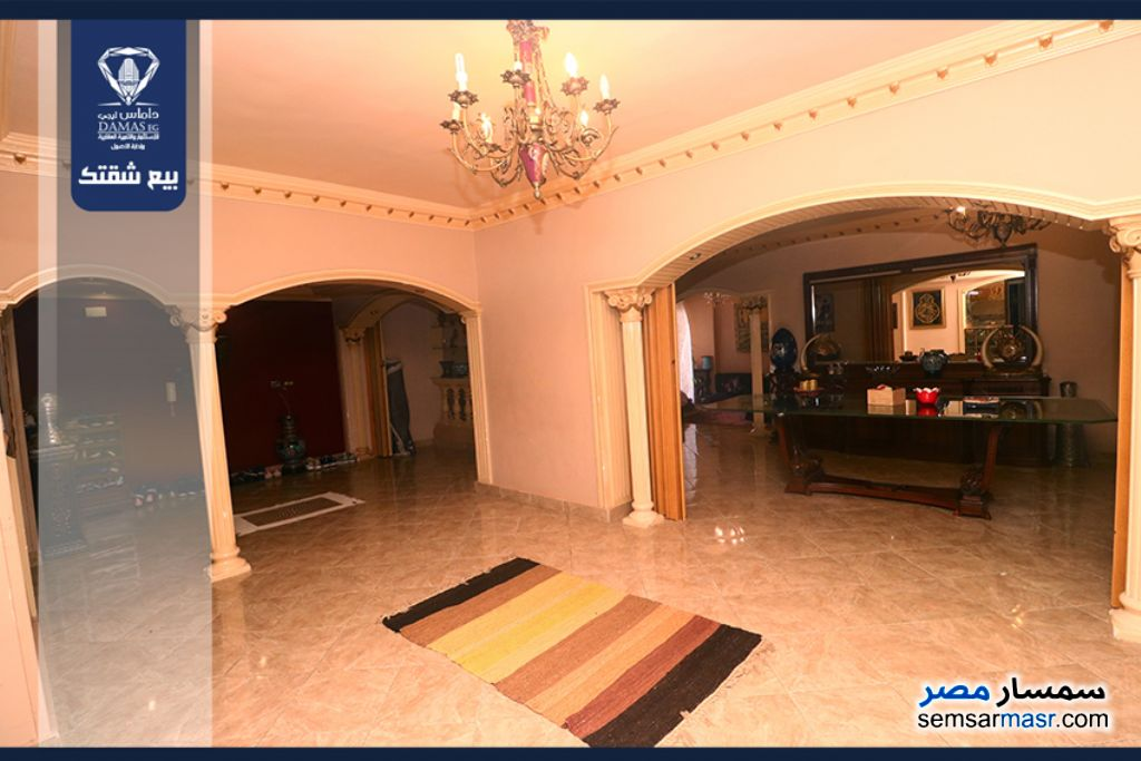 Photo 7 - Apartment 6 bedrooms 3 baths 242 sqm extra super lux For Sale Montazah Alexandira