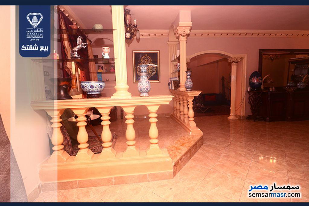 Photo 8 - Apartment 6 bedrooms 3 baths 242 sqm extra super lux For Sale Montazah Alexandira