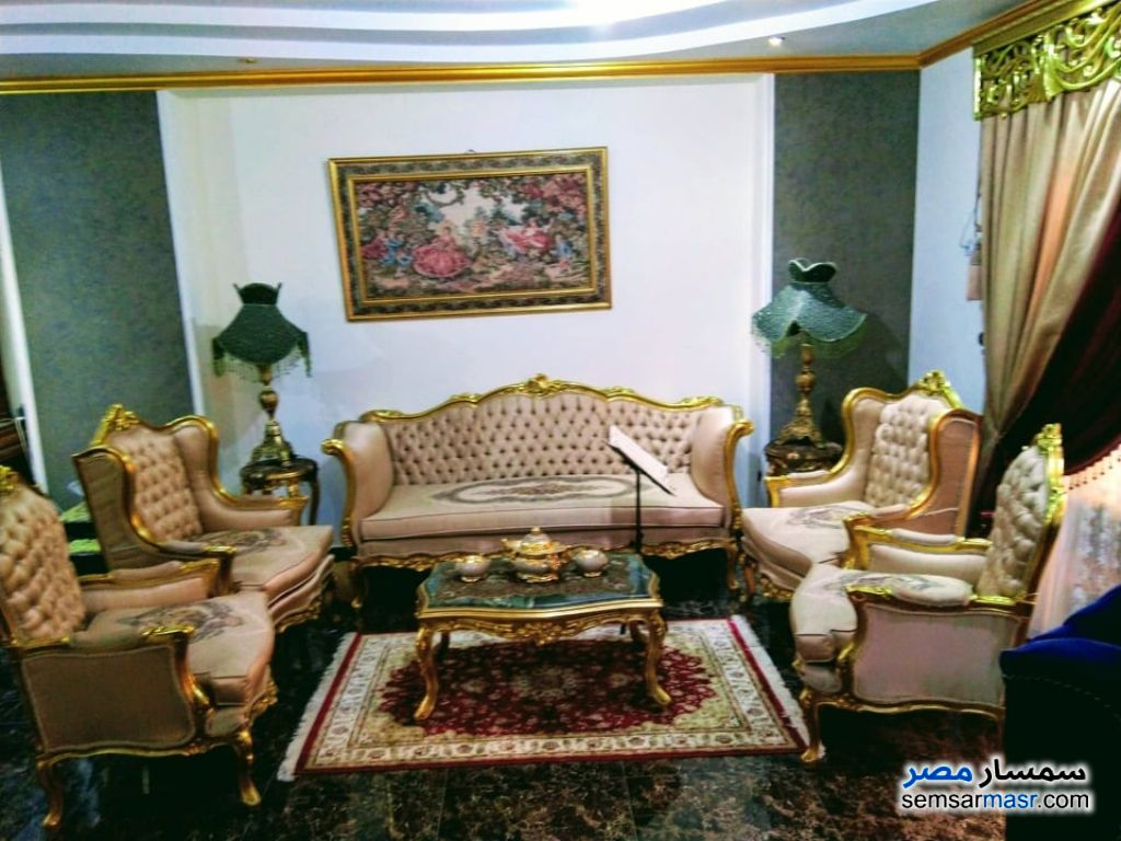 Photo 1 - Apartment 3 bedrooms 2 baths 189 sqm extra super lux For Sale Mansura Daqahliyah