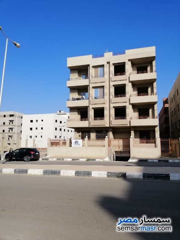 Photo 1 - Apartment 3 bedrooms 1 bath 160 sqm semi finished For Sale Shorouk City Cairo