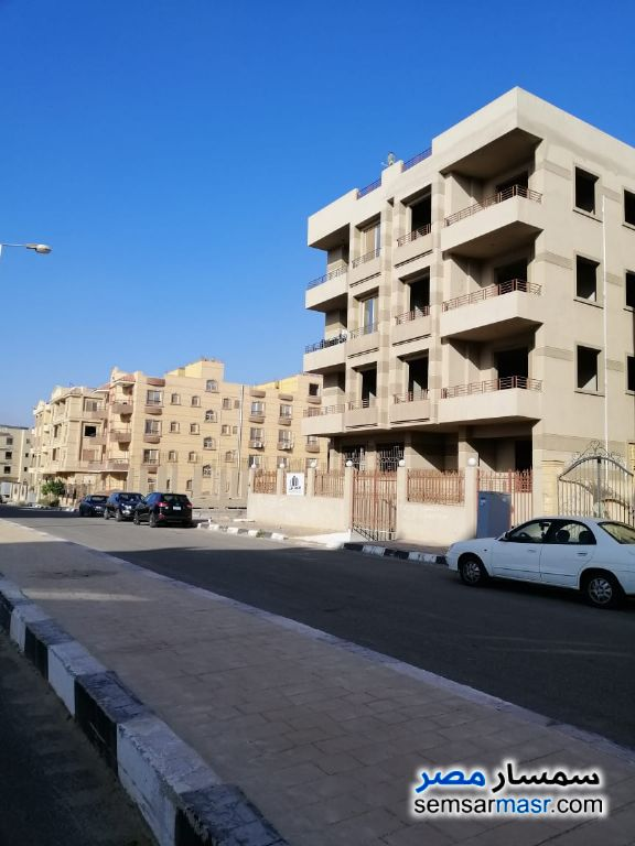 Photo 2 - Apartment 3 bedrooms 1 bath 160 sqm semi finished For Sale Shorouk City Cairo