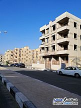 Apartment 3 bedrooms 1 bath 160 sqm semi finished For Sale Shorouk City Cairo - 2