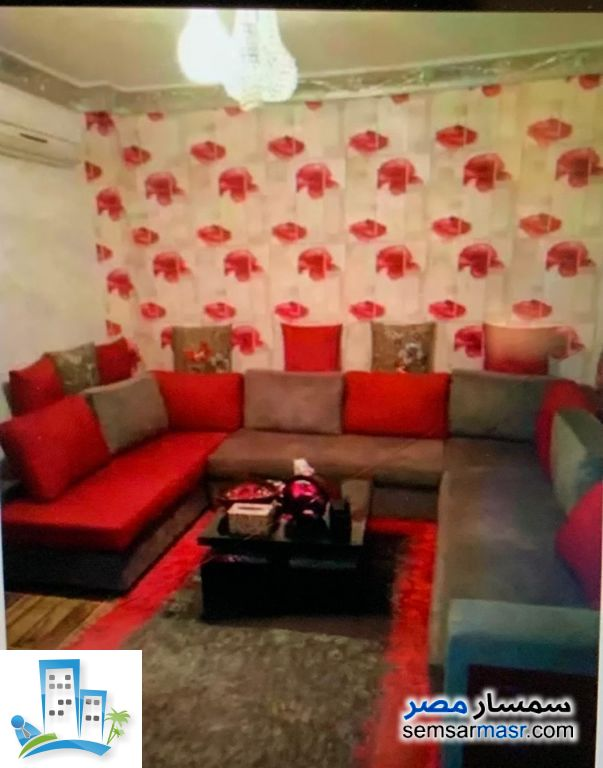 Ad Photo: Apartment 2 bedrooms 1 bath 100 sqm super lux in Districts  6th of October